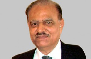 Newly Elected President of Pakistan