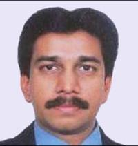 Former MQM MPA Nadeem Hashmi