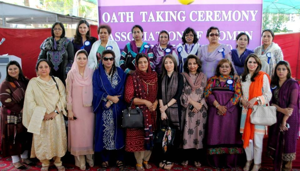 Association for female journalists launched