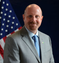 Brian Heath, US Consul General in Karachi