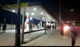 Railways retrieve petrol pump's land in post-midnight operation