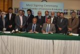 PIA's outlet inaugurated at KCCI, Members to get 10 percent discount