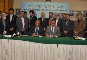 PIAs outlet inaugurated at KCCI, Members to get 10 percent discount