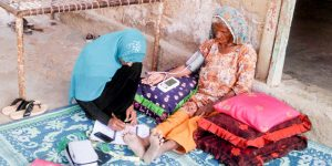 Multi-country trial finds scalable and affordable intervention to address high blood pressure in rural Pakistan