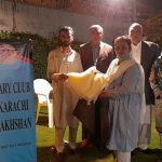 Rotary Darakhshan making things happen