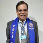 Syed Khalid Mahmood elected as Rotary President
